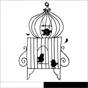 3 BlackBirds na Gaiola Grande
